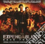 Brian Tyler - The Expendables 2 cd musicale di Soundtr Ost-original