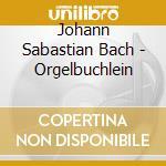 Orgelbuchlein cd musicale di Bach