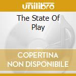 THE STATE OF PLAY                         cd musicale di Tony Hadley