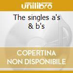 The singles a's & b's cd musicale di Ann Peebles