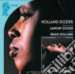 LOVE AND BEAUTY                           cd musicale di HOLLAND-DOZIER