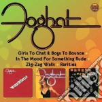 Girls to chat & boys to bounce cd musicale di Foghat