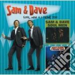 Soul men & i thank you cd musicale di Sam & dave