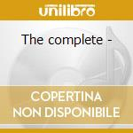 The complete - cd musicale di Elegance Quiet