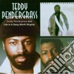 TEDDY PENDERGRASS/LIFE IS A SONG...       cd musicale di Teddy Pendergrass