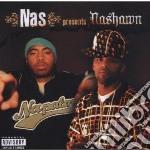 Napalm cd musicale di Nas presents nashawn