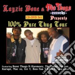 Lazyie bone pres. 100% cd musicale di Layzie Bone