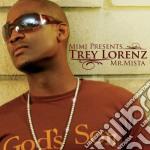 Mr mista cd musicale di Trey Lorenz