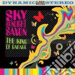 King of garage cd musicale di Saxon Sky