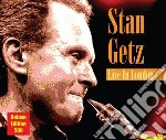 Stan Getz - Live In London cd musicale di Stan Getz