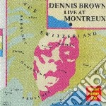 Live at montreux cd musicale di Dennis Brown