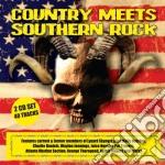 Country meets southern cd musicale di Artisti Vari