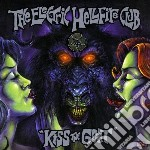 Kiss the goat cd musicale di Electric hellfire cl
