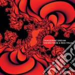 Views from a red train cd musicale di Tangerine Dream