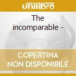 The incomparable - cd musicale di Blind john davis