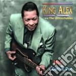 King Alex & The Untouchables - Hot As A Coffee Pot cd musicale di King alex & the untouchables
