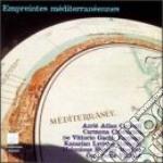 Empreintes Mediterraneennes cd musicale