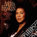 Aretha Franklin - Greatest Hits 1980 - 1994 cd musicale di Aretha Franklin