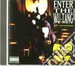 Wu Tang Clan - Enter The Wu Tang 36 Chambers cd musicale di Clan Wu-tang