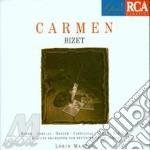 CARMEN (COMPLETE) cd musicale di Lorin Maazel