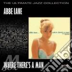 Where there's a man - lane abbe cd musicale di Abbe lane & sid ramin orchestr