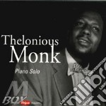 PIANO SOLO DIGIPACK cd musicale di Thelonious Monk