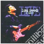 Lou Reed - Live In Concert cd musicale di Lou Reed