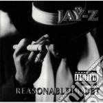 Jay-Z - Reasonable Doubt cd musicale di JAY-Z