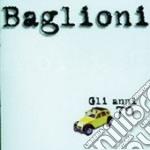 GLI ANNI 70/CONF.DOPPIA cd musicale di Claudio Baglioni