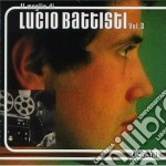 Lucio Battisti - Sensazioni Imperdibili cd musicale di BATTISTI LUCIO