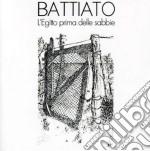 Franco Battiato - L'Egitto Prima Delle Sabbie cd musicale di Franco Battiato