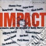 Impact - o.s.t. cd musicale di Buddy morrow (ost)