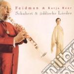 Schubert & jiddische lieder cd musicale di Giora Feidman