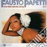 RITMI DELL'AMERICA LATINA cd musicale di Fausto Papetti
