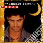 Samuele Bersani - Freak cd musicale di Samuele Bersani