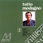 TUTTO MODUGNO VOL.2                       cd musicale di Domenico Modugno