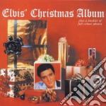 Elvis Presley - The Christmas Album cd musicale di Elvis Presley