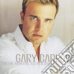 Gary Barlow - Twelve Months, Eleven Days cd musicale di Gary Barlow