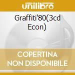 GRAFFITI'80(3CD ECON) cd musicale di ARTISTI VARI