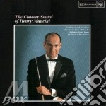 The concert sound of... - mancini henry cd musicale di Henry Mancini