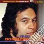 I GRANDI SUCCESSI ORIGINALI (2CDX1) cd musicale di Fred Bongusto