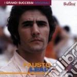 I GRANDI SUCCESSI ORIGINALI (2CDX1) cd musicale di Fausto Leali