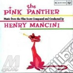 THE PINK PANTHER(O.S.T.) cd musicale di MANCINI HENRY