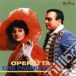 OPERETTA CHE PASSIONE (2CDX1) cd musicale di ARTISTI VARI