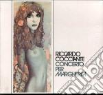 CONCERTO X MARGHERITA(CD ORO 24K DIG cd musicale di Riccardo Cocciante