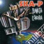 Ska-p - Planeta Eskoria cd musicale di P Ska