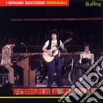 I GRANDI SUCCESSI ORIGINALI cd musicale di FORMULA 3