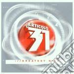 Articolo 31 - Greatest Hits cd musicale di ARTICOLO 31