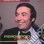 Farina Piergiorgio - I Grandi Successi Originali cd musicale di Piergiorgio Farina