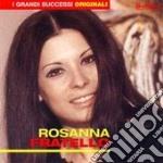 I GRANDI SUCCESSI ORIGINALI (2CDx1) cd musicale di Rosanna Fratello